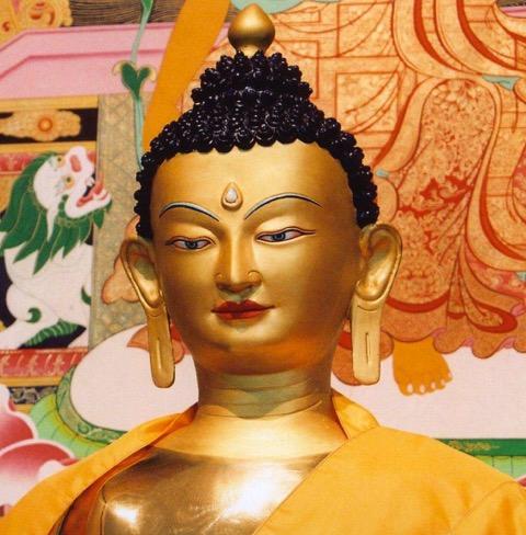 Hayagriva Buddha Sep 2006