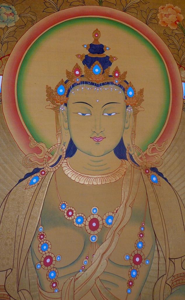 The Buddha Mitrugpa